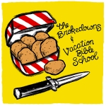 The Brokedowns/Vacation Bible School - split EP