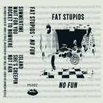 Fat Stupids 'No Fun' Cassette